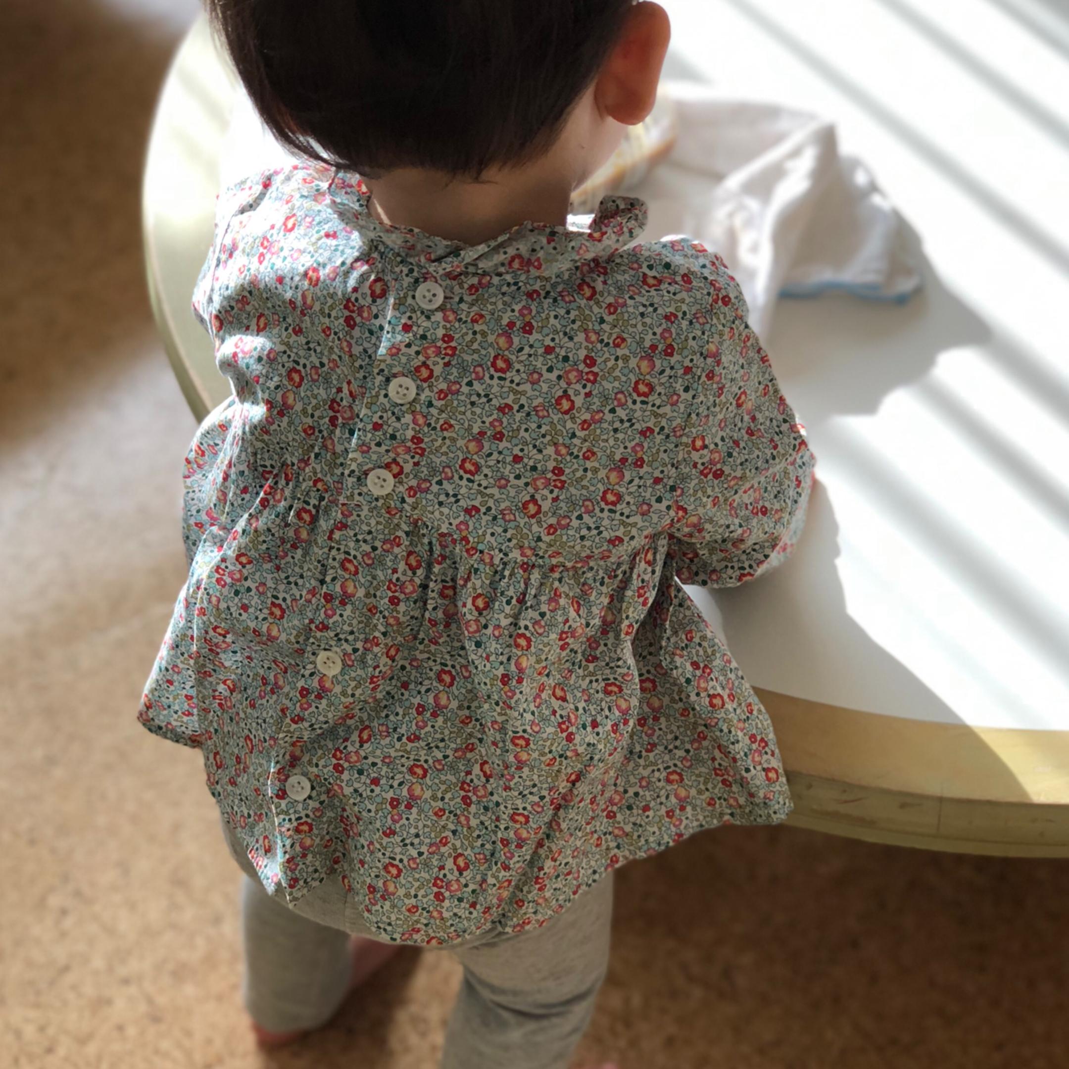 【1歳半女の子】見てるだけで楽しい可愛い子供服からデイリーにおすすめの子供服を紹介